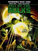浩克陨落-不可思议的绿巨人漫画