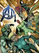 Avengers A.I漫画