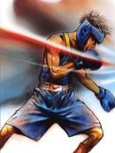 中国拳王漫画