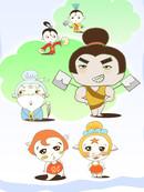 小神仙智斗太白金星漫画