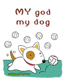 MY god my dog漫画