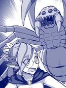 怪物女医的日常漫画